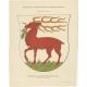 Taf 16. Wappenschild der Stadt Gutstadt (..) - Ströhl (1910)