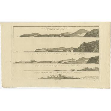 Drie gezichten van de punt met de poort (..) - Cook (1803)