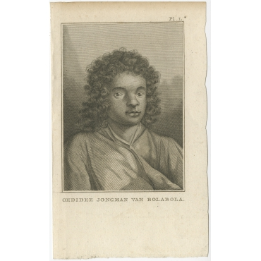 Oedidee Jongman van Bolabola - Cook (1803)