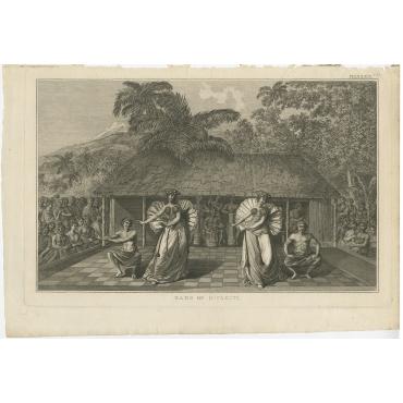 Dans op O-Tahiti - Cook (1803)