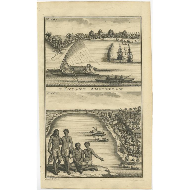 Eylant Amsterdam - Valentijn (1726)