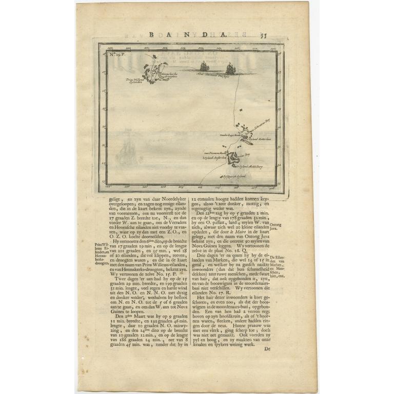Ontong Java - Valentijn (1726)