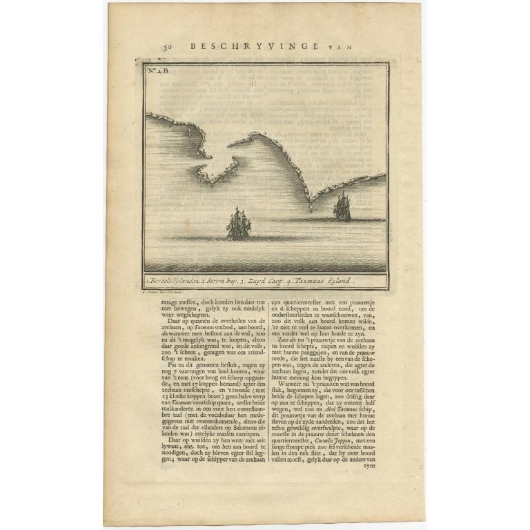 Boreels Eylanden (..) - Valentijn (1726)