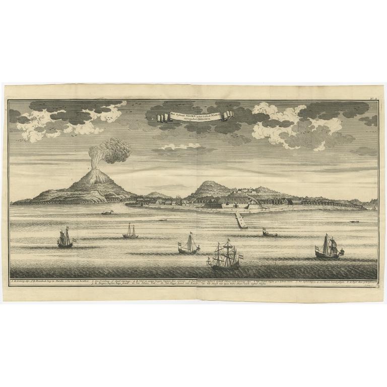 Het Eyland Neira - Valentijn (1726)