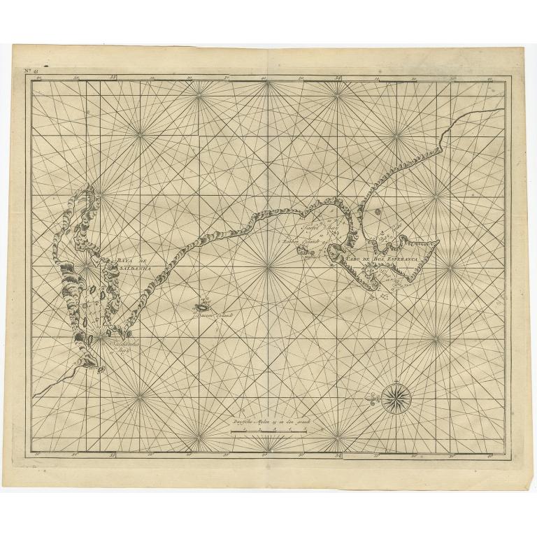 Baya de Saldanha - Valentijn (1726)