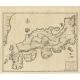 Nieuwe Kaart van het Eyland Japan - Valentijn (1726)