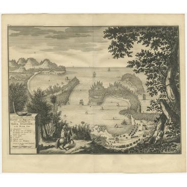 Haven van Aquapulco (..) - Valentijn (1726)