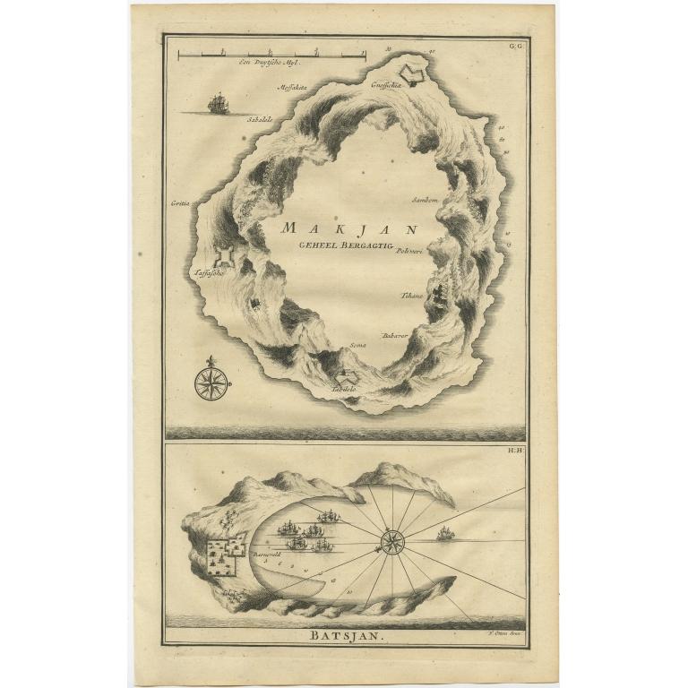 Batsjan - Valentijn (1726)