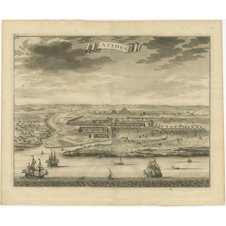 Atsjien II - Valentijn (1726)