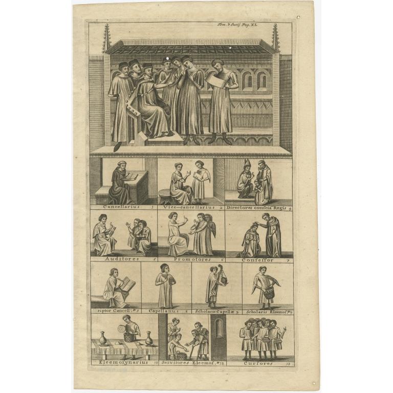 Cancellarius (..) - Anonymous (c.1710)