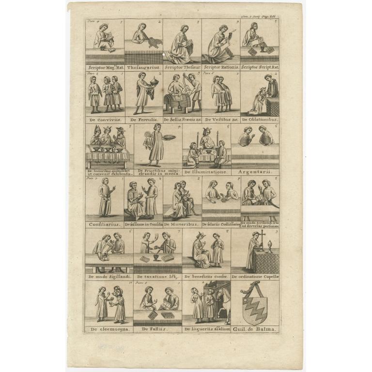Scriptor Mag. Rat. (..) - Anonymous (c.1710)