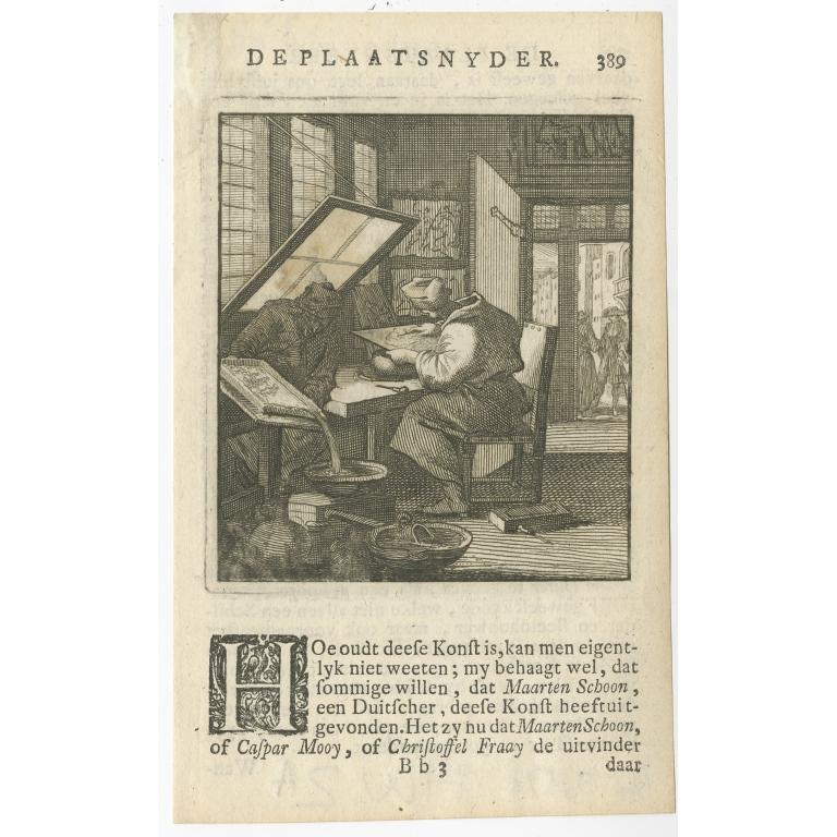 P. 389 De Plaatsnyder - St. Clara (1717)