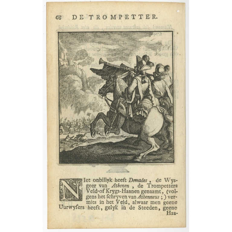 P. 68 De Trompetter - St. Clara (1717)
