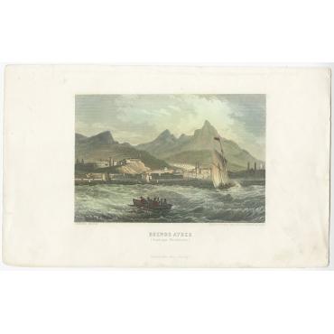 Buenos Ayres - Schroeder (c.1860)