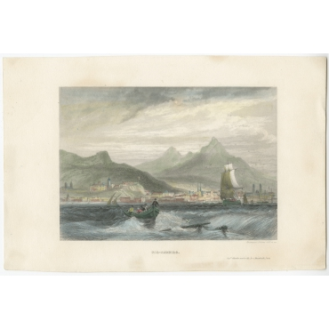 Rio-Janeiro - Rouargue Frérés (c.1865)