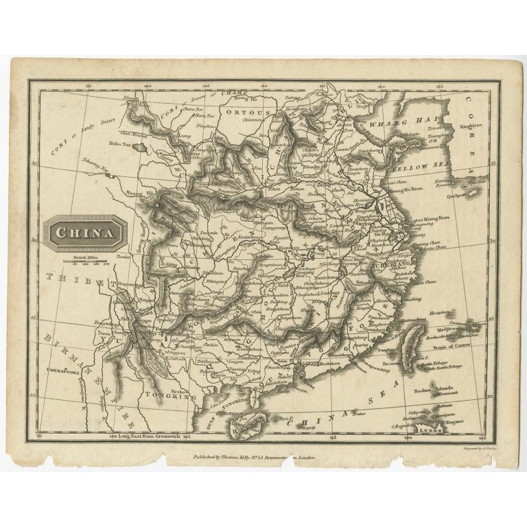 China - Kelly (c.1817)