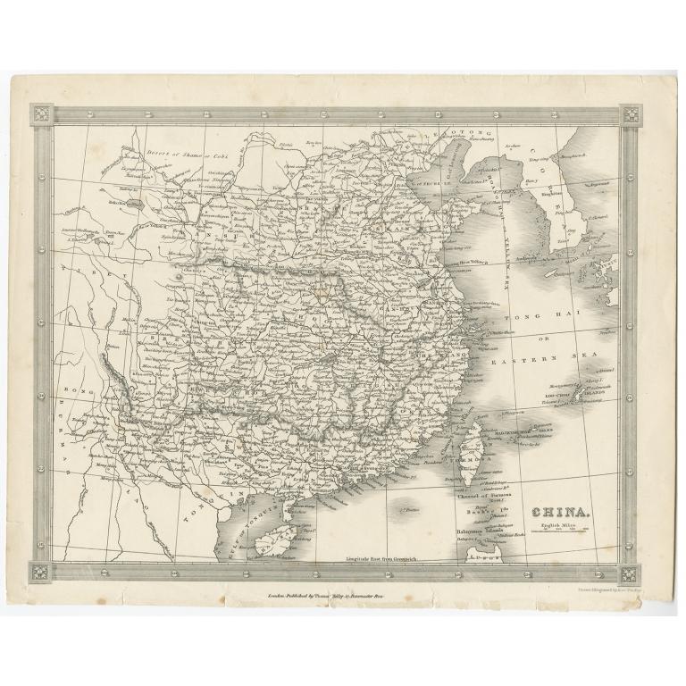 China - Kelly (c.1840)