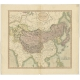 A New Map of Chinese & Independent Tartary - Cary (1806)