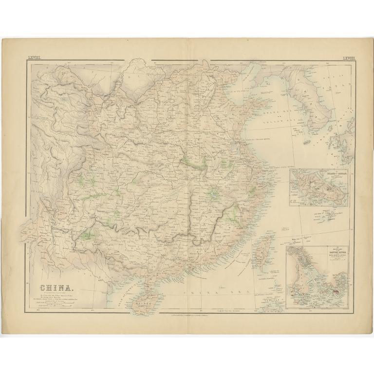 China - Fullarton (c.1860)