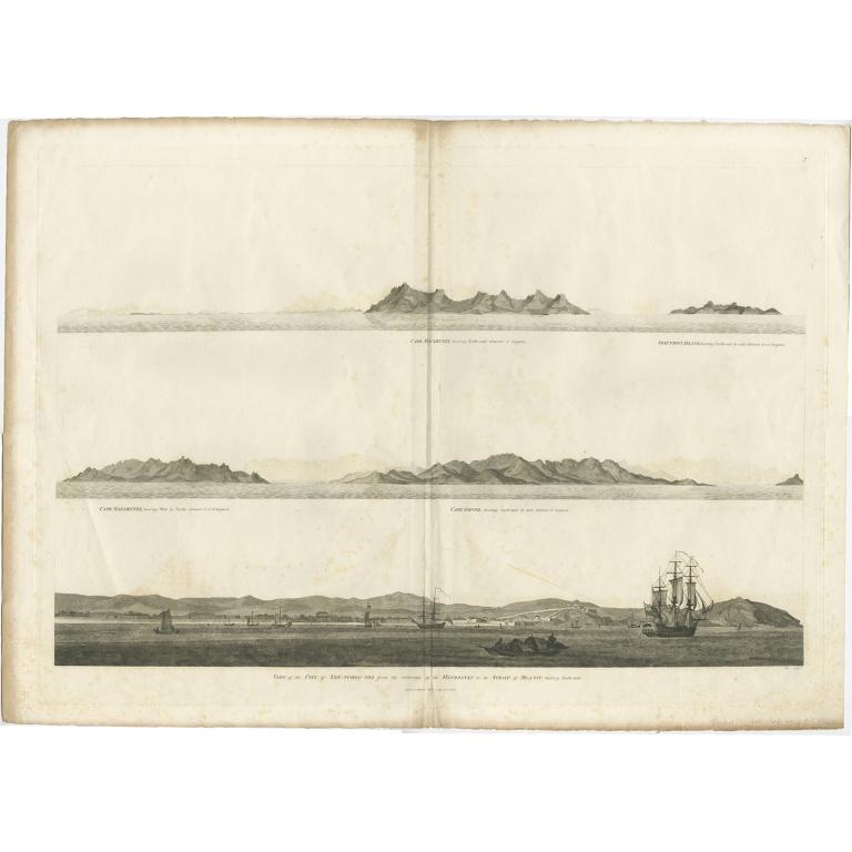 View of the City of Ten-Choo-Foo (..) - Barrow (1796)