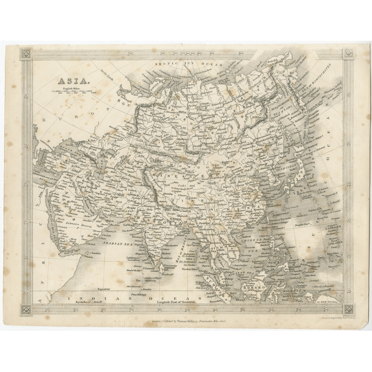 Asia - Kelly (1843)