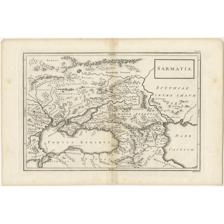 Sarmatia - Seale (1799)