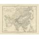 Asia - Johnston (1885)