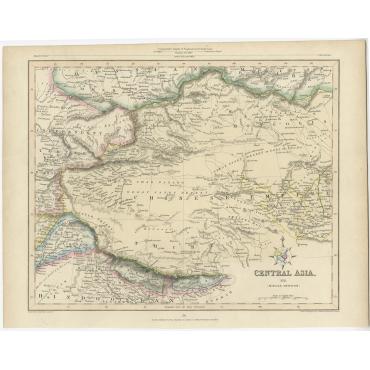 Central Asia - Archer (1841)