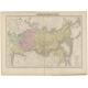 Sibérie ou Russie d'Asie - Migeon (1880)