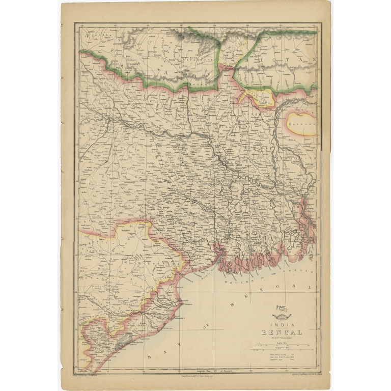 India Bengal - Weller (c.1863)