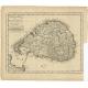 Nieuwe Kaart van t Eiland Ceilon - Tirion (1731)