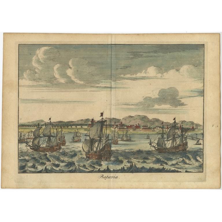 Batavia - Halma (1705)