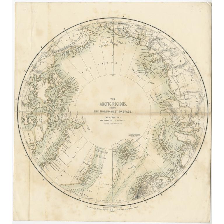 The Arctic Regions - Fullarton (1856)