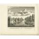 Gesigt van de Tuynen langs de Haarlemmer trekvaart (..) - Anonymous (c.1800)