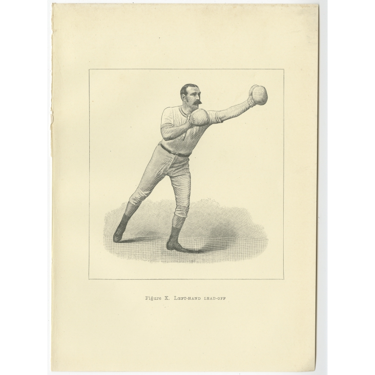 Figure X Left-Hand Lead-Off - Pollock (1889)