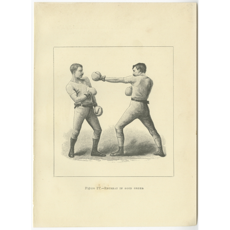 Figure IV Retreat in Good Order - Pollock (1889)