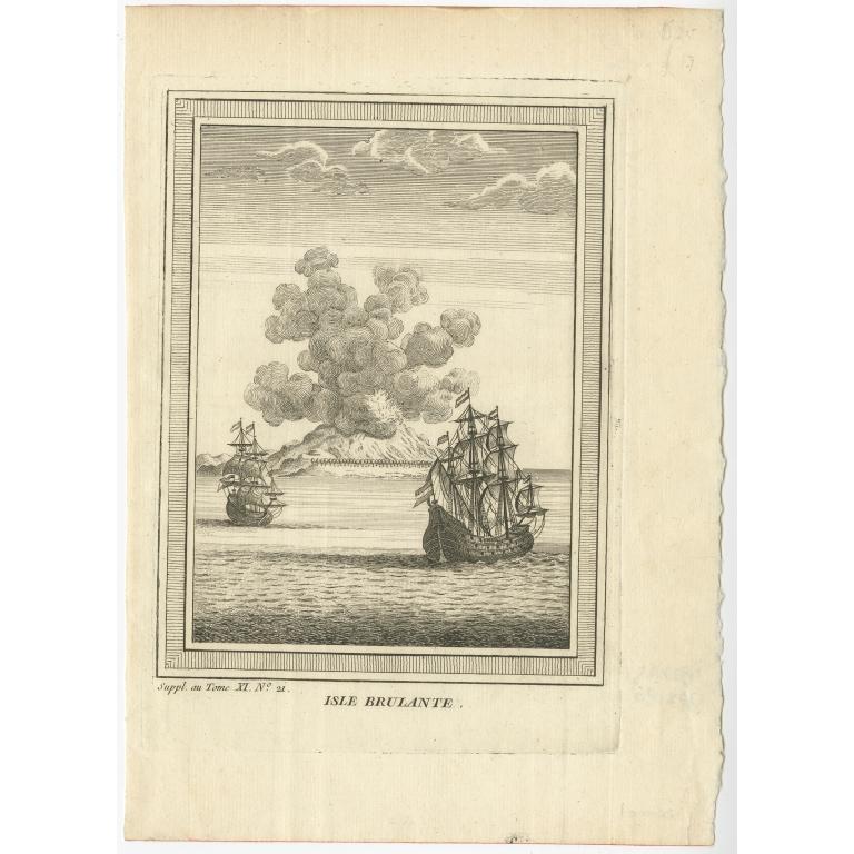 Isle Brulante - Bellin (1759)