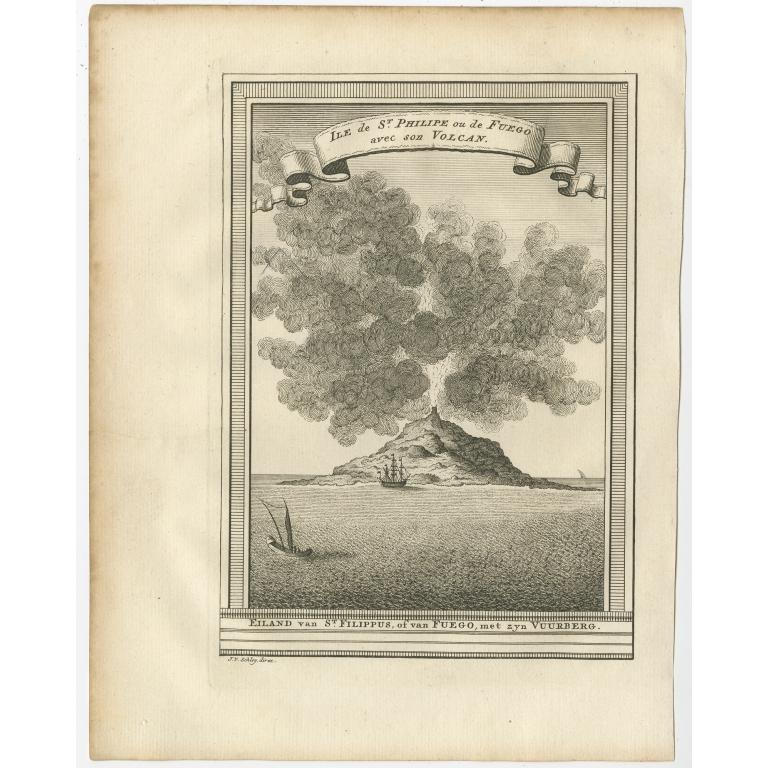Eiland van St. Filippus - Van Schley (c.1750)