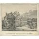 De Toren en het Bolwerk de Beer - Houtman (c.1830)