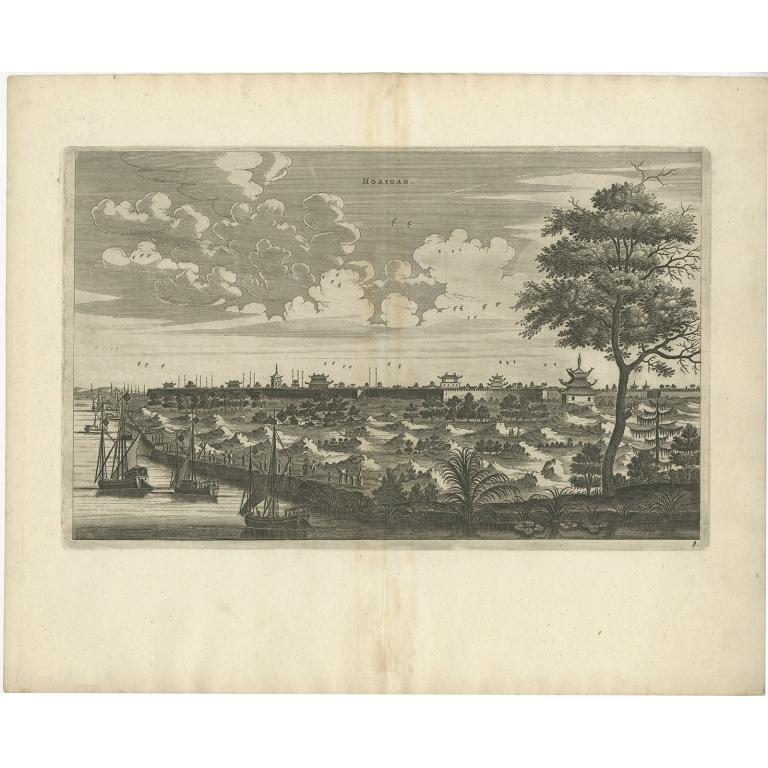 Hoaigan - Nieuhof (1668)