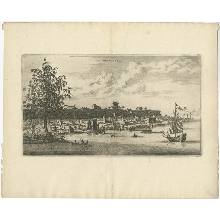 Uannungam - Nieuhof (1668)