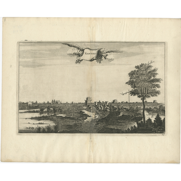 Xantsui - Nieuhof (1668)