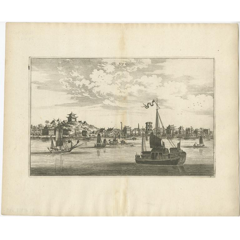 Ufu - Nieuhof (1668)