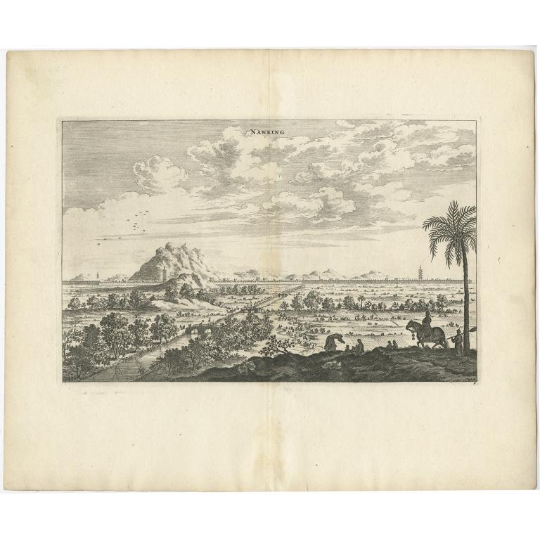 Nanking - Nieuhof (1668)