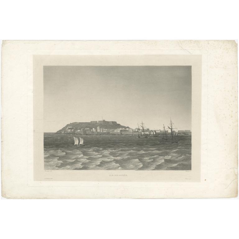 Ile-de-Gorée - Himely (c.1835)