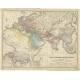 Orbis Terrarum Antiquis Notus - Kiepert (c.1870)