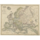Europa - Kiepert (c.1870)