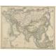 Asien - Kiepert (c.1870)