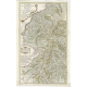 Antique Map of the Province of Quito in Peru by d'Anville (1751)