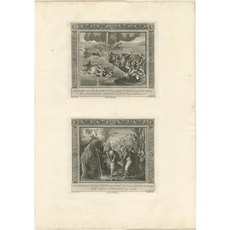 Pl. 31 Antique Religion Print by Mochetti (c.1850)